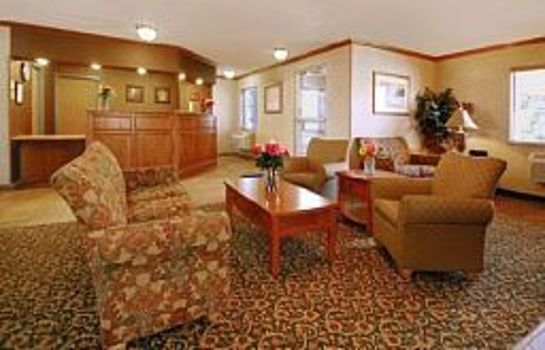 Hotelhalle Quality Inn & Suites Missoula