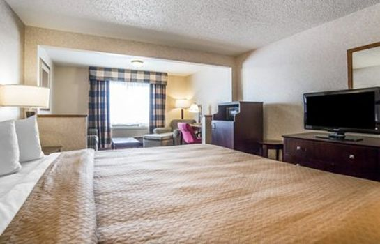 Suite Quality Inn & Suites Missoula