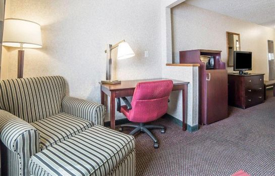 Suite Quality Inn and Suites Missoula