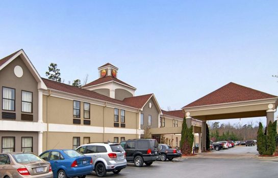 Exterior view Comfort Inn Near High Point University