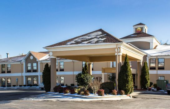 Exterior view Quality Inn High Point - Archdale Quality Inn High Point - Archdale