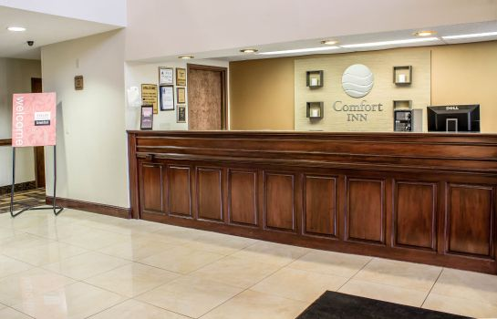 Lobby Comfort Inn Near High Point University
