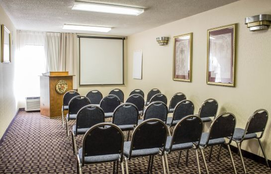 Conference room Comfort Inn Near High Point University