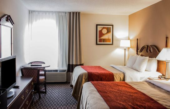 Room Comfort Inn Near High Point University