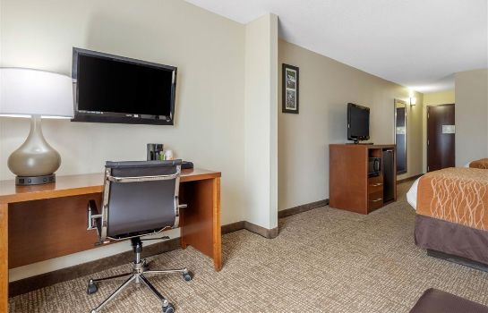 Suite Comfort Inn Asheville Airport