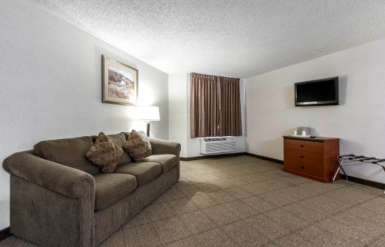 Suite Comfort Inn at the Zoo