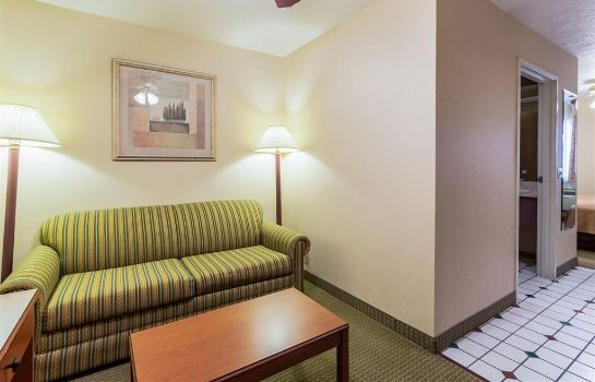 Suite Econo Lodge Inn and Suites West