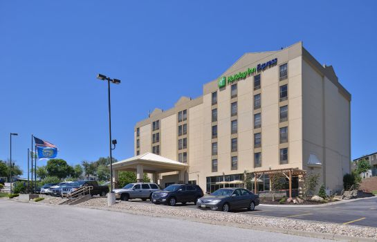 Außenansicht Holiday Inn Express OMAHA WEST - 90TH STREET