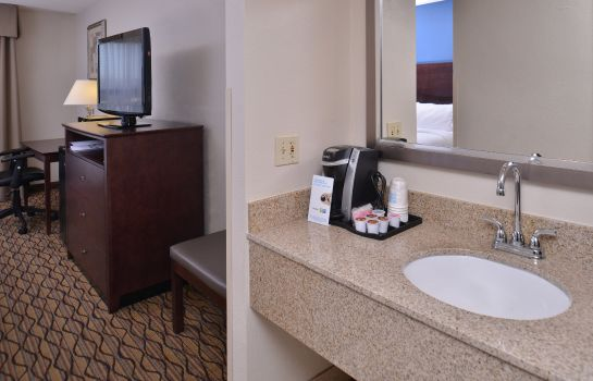 Info Holiday Inn Express OMAHA WEST - 90TH STREET
