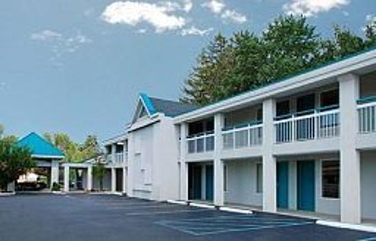 Außenansicht DAYS INN AND SUITES ALBANY