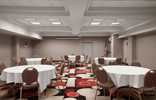 Congresruimte Days Inn and Suites Albany