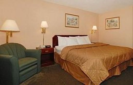 Zimmer DAYS INN AND SUITES ALBANY