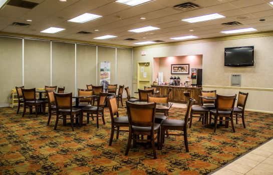 Restauracja Quality Inn & Suites Mansfield