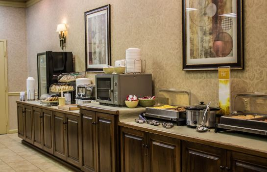 Restaurant Quality Inn & Suites Mansfield
