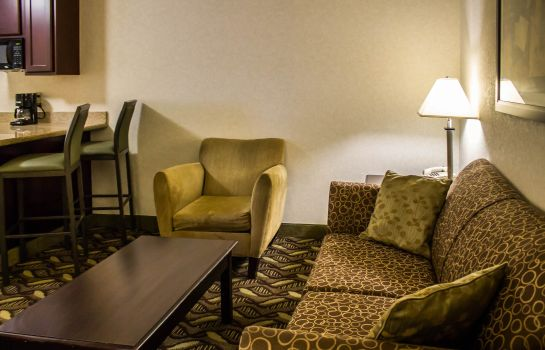 Suite Quality Inn & Suites Mansfield