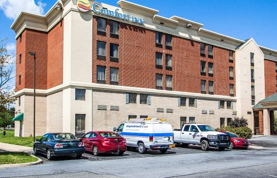 Exterior view Comfort Inn Lehigh Valley West