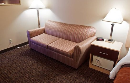 Zimmer Holiday Inn Express COLUMBUS SOUTH - OBETZ