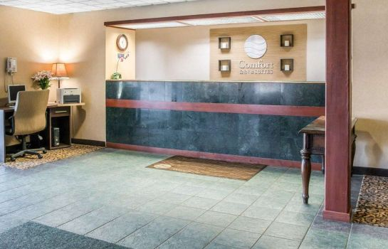 Hall de l'hôtel Comfort Inn and Suites Maumee - Toledo (