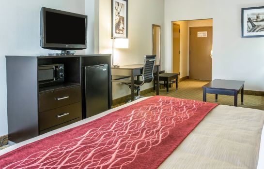 Chambre Comfort Inn & Suites Maumee - Toledo (I80-90)