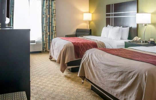 Chambre Comfort Inn and Suites Maumee - Toledo (
