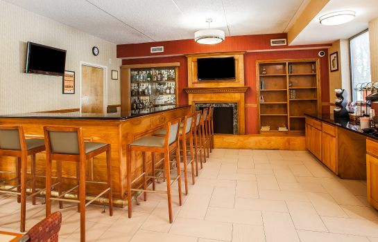 Hotel bar Comfort Inn Lehigh Valley West