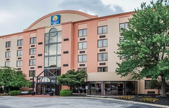 Exterior view Comfort Inn Valley Forge National Park