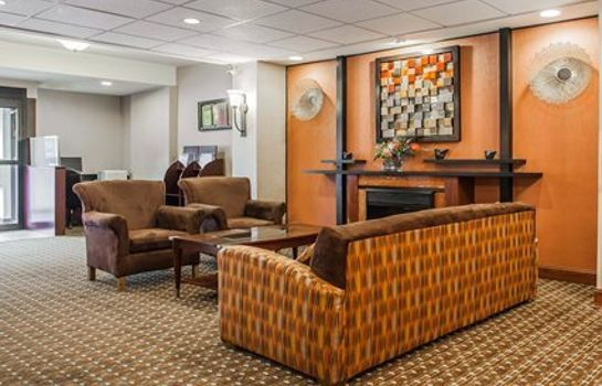 Lobby Comfort Inn Valley Forge National Park