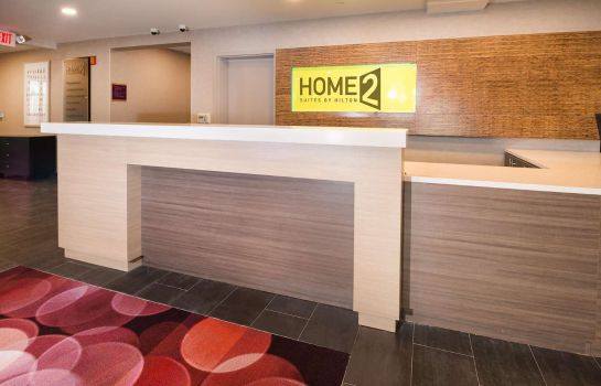 Vestíbulo del hotel Home2 Suites by Hilton King of Prussia/