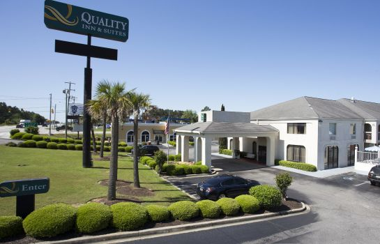 Vista esterna Quality Inn & Suites Orangeburg