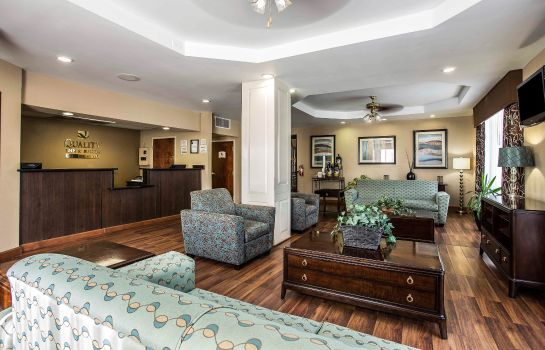 Hotelhal Quality Inn & Suites Orangeburg