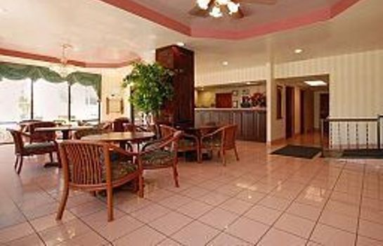 Restaurante Quality Inn & Suites Orangeburg
