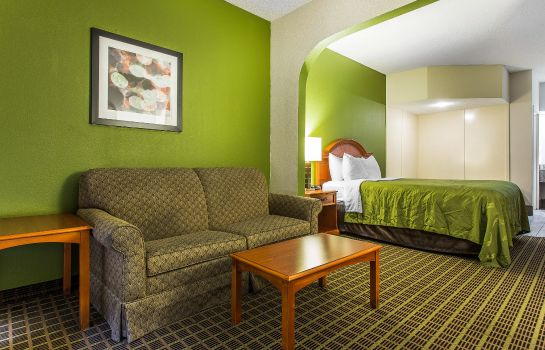 Kamers Quality Inn & Suites Orangeburg