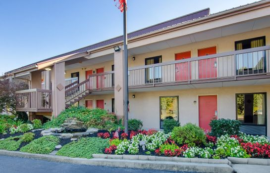 Außenansicht RED ROOF INN KINGSPORT