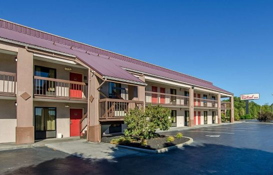 Vista esterna RED ROOF INN KINGSPORT