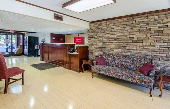 Hall RED ROOF INN KINGSPORT