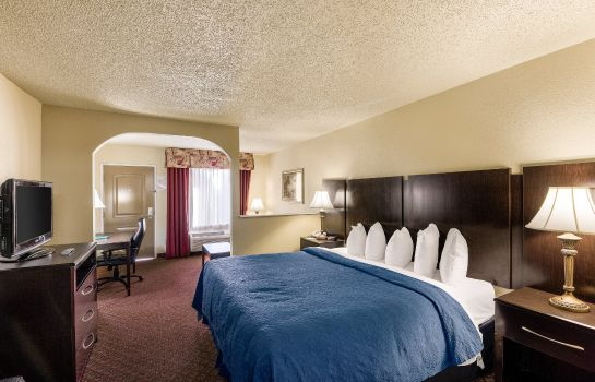Suite Quality Inn Abilene