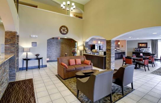 Hotelhalle Comfort Inn and Suites Amarillo