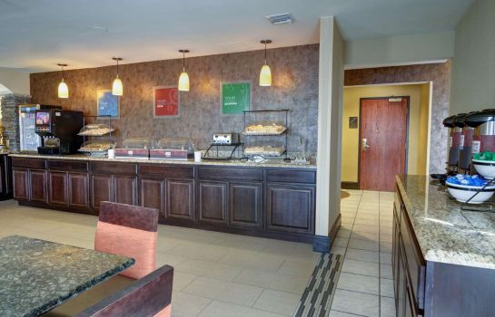 Restaurant Comfort Inn and Suites Amarillo