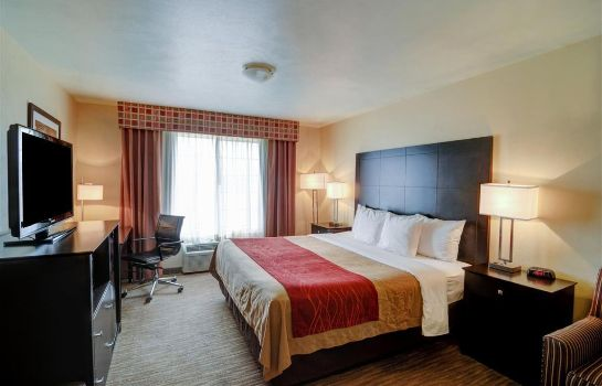 Zimmer Comfort Inn and Suites Amarillo
