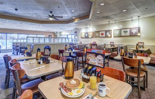 Restaurant Comfort Inn Alexandria West - Landmark