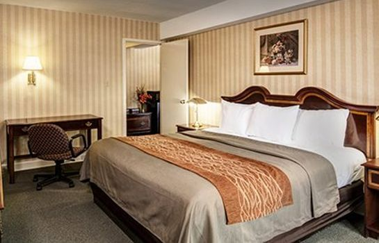 Suite Quality Inn Tysons Corner