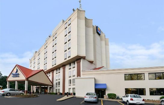 Exterior view COMFORT INN AND SUITES ALEXANDRIA