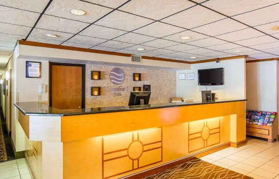Hotelhalle Comfort Inn Washington Dulles International