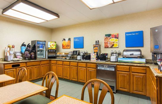 Restaurant Comfort Inn Washington Dulles International