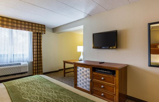 Zimmer Comfort Inn Washington Dulles International