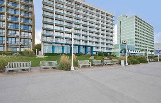 Außenansicht Comfort Inn & Suites Virginia Beach - Oceanfront