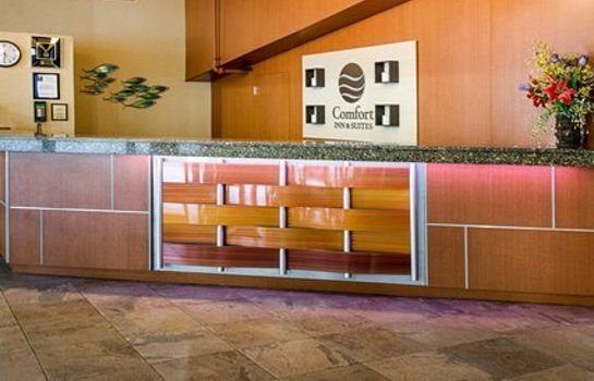 Hotelhalle Comfort Inn & Suites Virginia Beach - Oceanfront