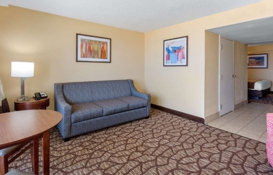 Suite COMFORT INN AND SUITES OCEANFRONT