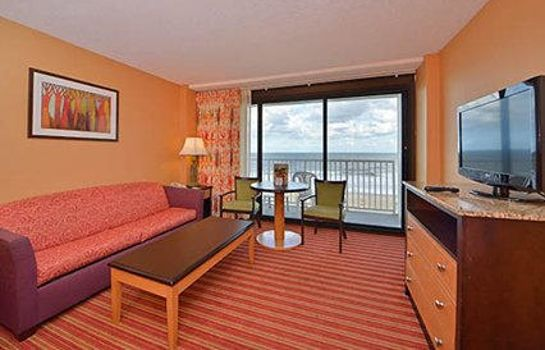Zimmer Comfort Inn & Suites Virginia Beach - Oceanfront