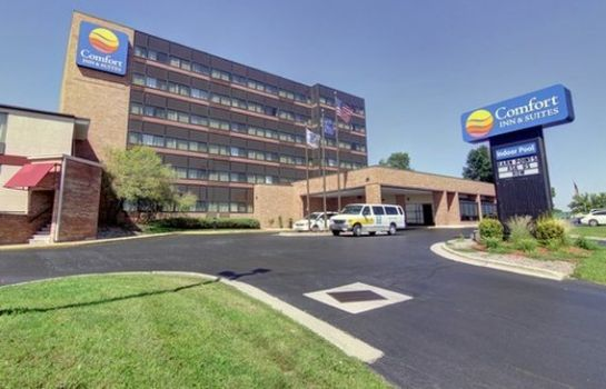 Außenansicht Comfort Inn & Suites Madison - Airport